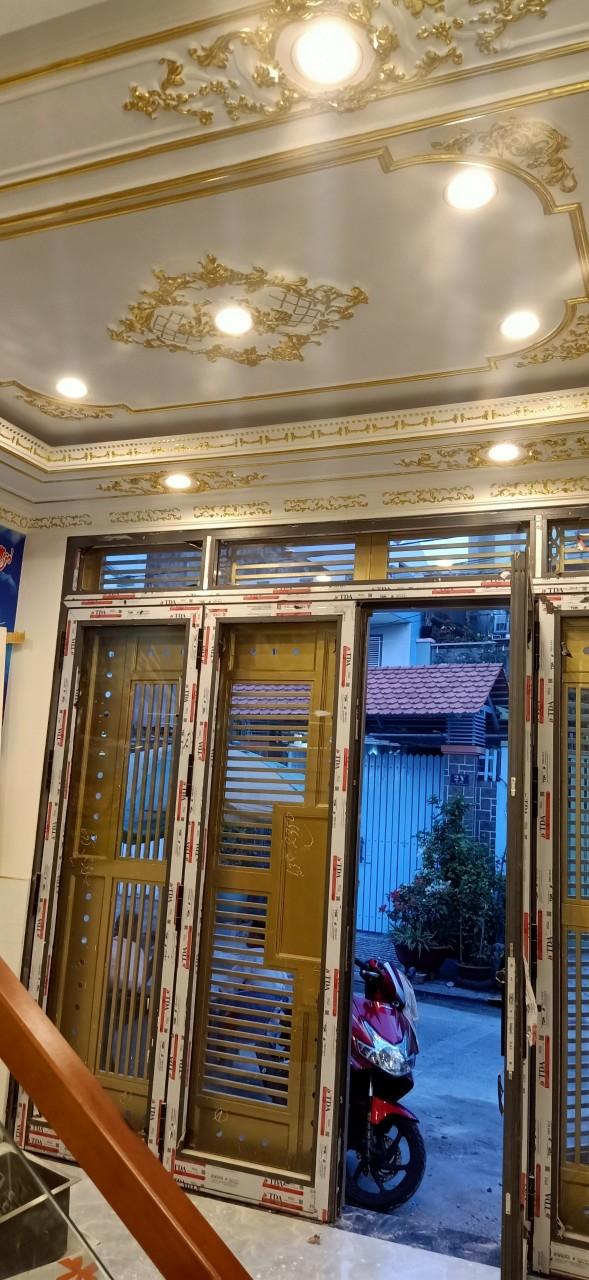 Bán nhà mặt tiền đường số 18D quận Bình Tân dưới 2 tỷ mới nhất 2021