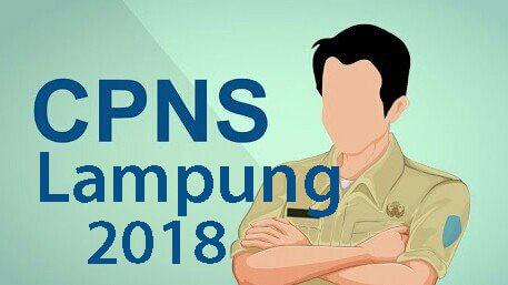 Tes CPNS 2018 Lampung