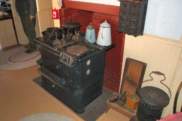Darkness Visible That Sinking Feeling Victorian Kitchens