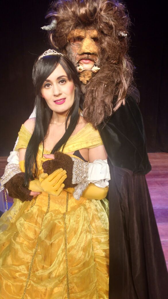 A Bela e a Fera no Teatro Bibi Ferreira