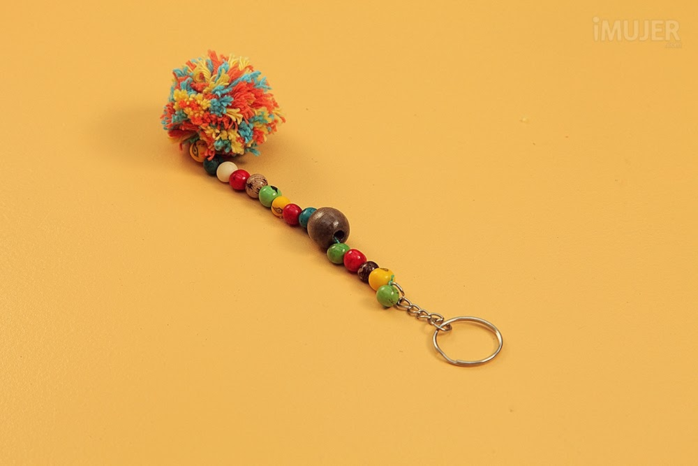 How To Make Handmade Cool Keychains Craft Ideas