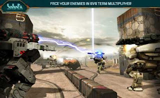 War Robots Apk Mod v4.0.0 Data full for android