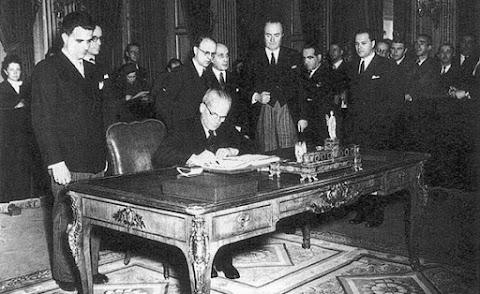 A második Trianon: az 1947-es párizsi békeszerződés aláírása