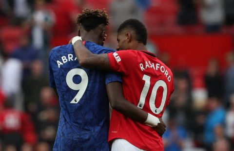 Tammy Abraham Ready To Fight Rashford For Kane's Place In England Team (See Full Details)