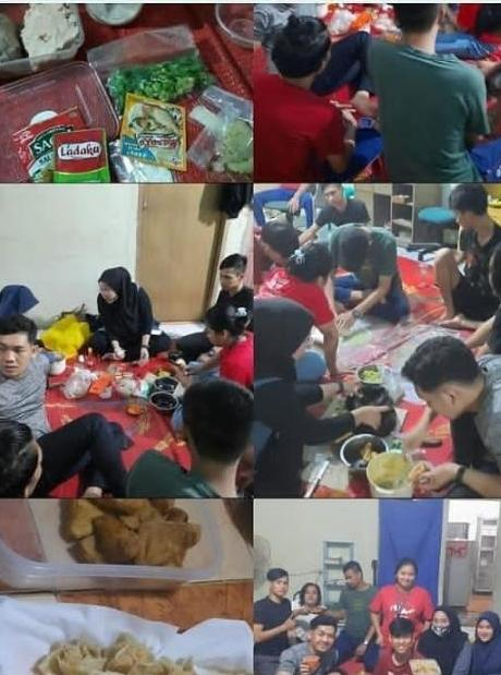 Mahasiswa KKN UNIDA Bogor Perkenalkan Program Inovasi Olahan Dimsum Lele dan Stik Kangkung