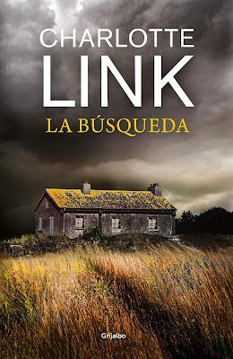 """Charlotte Link, """"La búsqueda"""", Claudia Toda Castán (traductora)"""