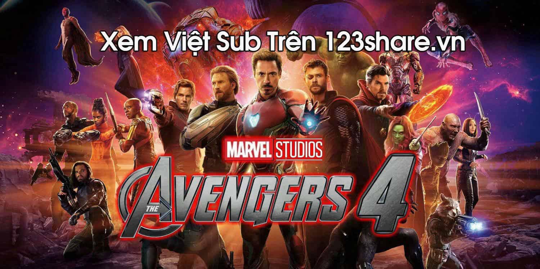 Xem phim Biệt Đội Siêu Anh Hùng 4: Tàn Cuộc (Avengers 4: Endgame)