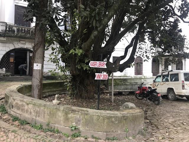 Utilising Public Libraries in Kathmandu (Part 1): Kaiser Library, Kaiser Mahal