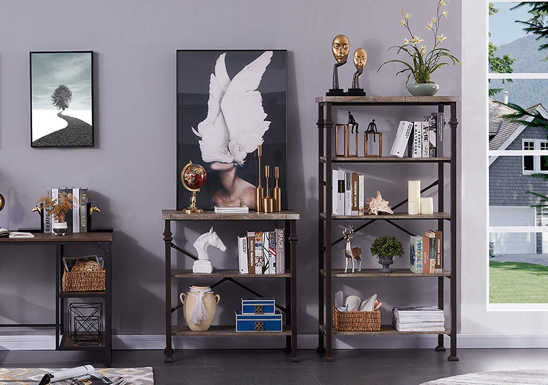 3-Tier Bookshelf