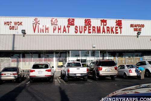 Asian market sacramento