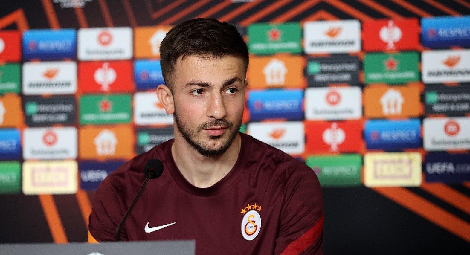 Halil Dervişoğlu: Gelmek istediğim yer Galatasaray'dı..