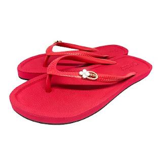 jual sandal pretty flat