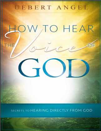 """Book"""" How to hear the voice of God"""