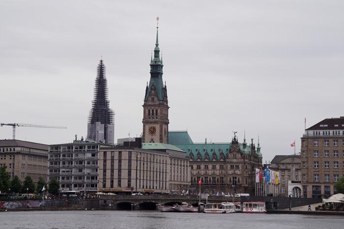 Hamburg Rathaus | Tasteboykott