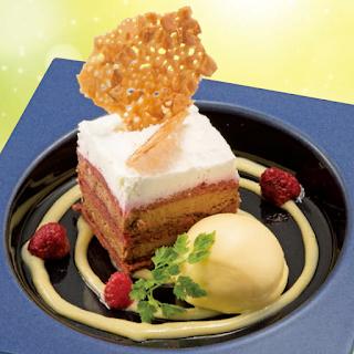 ラズベリーチョコケーキ(2018春)