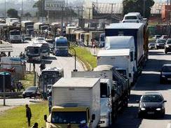 Governo descarta greve nacional de caminhoneiros