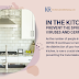 In the Kitchen: Prevent the Spread of Viruses and Germs #infographic