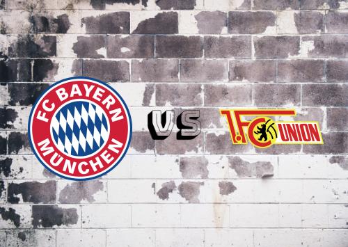 Bayern München vs Union Berlin