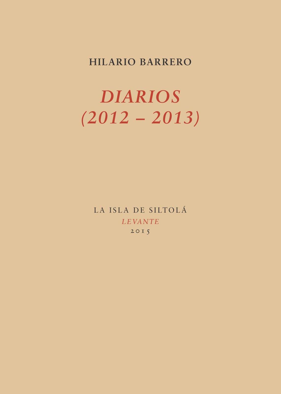 Image result for diarios 2012 2013 barrero