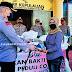 Insan Pers Dapat Bantuan Dari Polres Tidore Kepulauan