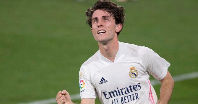 Alvaro Odriozola officially leaves Real Madrid on loan