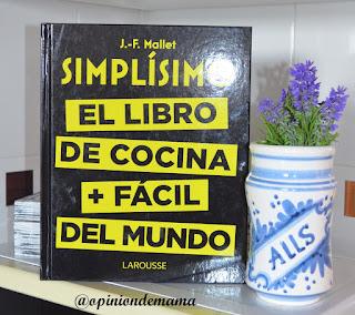 Simpl�simo, el libro de cocina + f�cil del mundo.