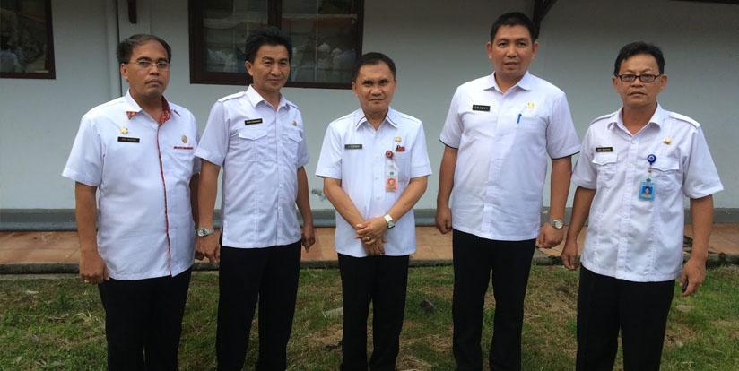 Pimpinan Bandiklat Sulut