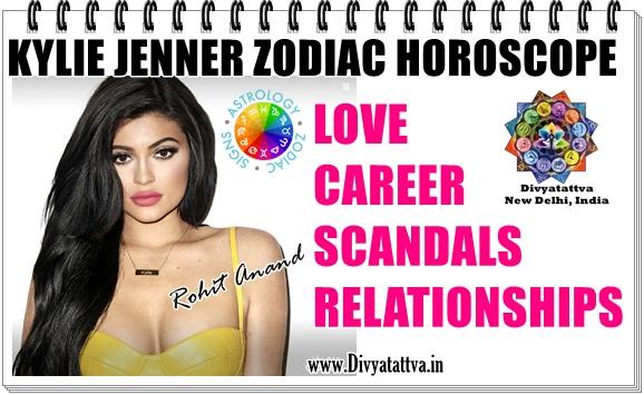 Kylie Jenner Horoscope Zodiac Sign Birthday Date Vedic Astrology Natal Charts Analysis