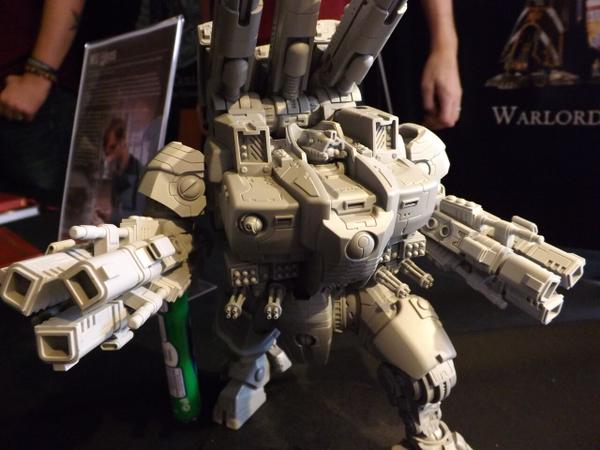 Tau Empire KX-139 Ta'unar Supremacy Armour - Kris Wall Minis