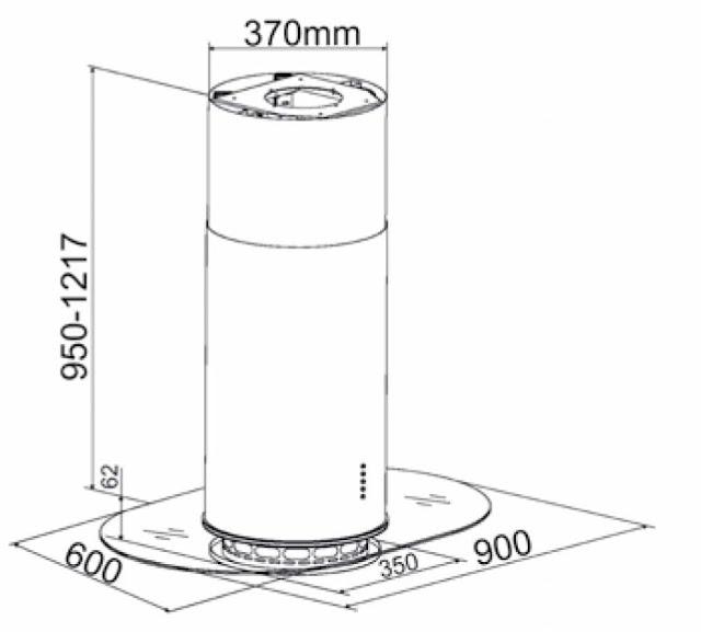 Máy Hút Mùi Canzy CZ-350C ở đâu bán rẻ nhất?