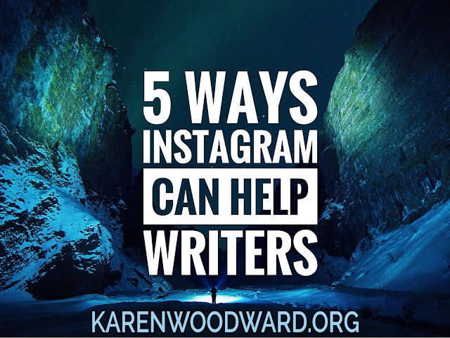 5 Ways Instagram Can Help You Reach More Readers