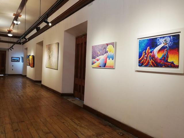 OBRAS PARTICIPANTES EN EL CERTAMEN ARTURO MARTINEZ QUETZALTENANGO 2019