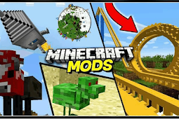 Download Minecraft Pocket Edition Mod v1.11.0.7 Terbaru