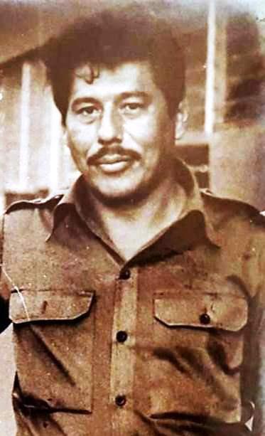 Nicaragua: Comandante Marcos Herminio Arevalo Alemán ( Marcon)