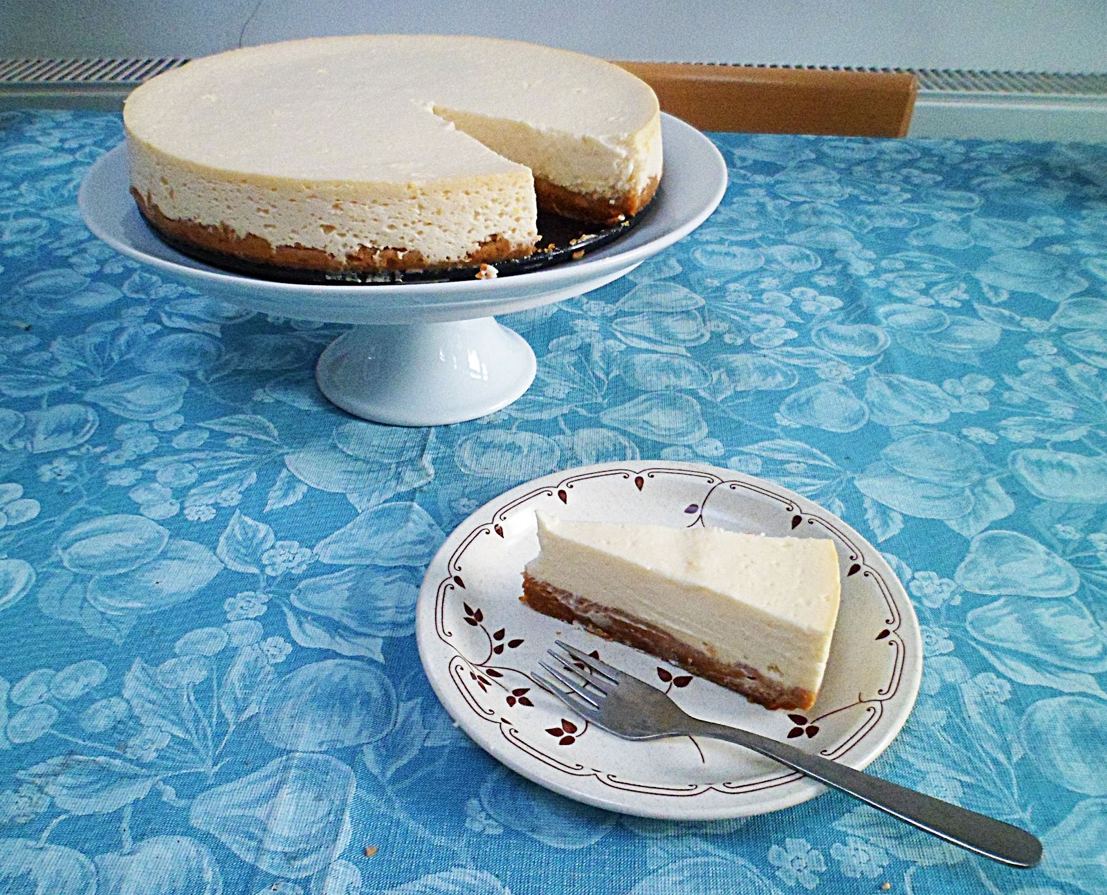 Low Fat (Yes) Cheesecake