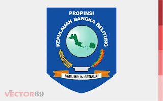 Logo Provinsi Kepulauan Bangka Belitung (Babel) - Download Vector File PDF (Portable Document Format)