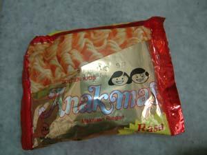 Mie Anak Mas Makanan Ringan Jaman SD