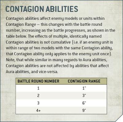 habilidades de contagio