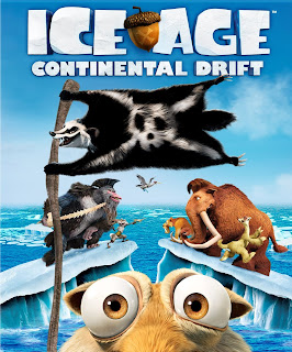 Ice Age: Continental Drift 2012 Dual Audio 720p BluRay
