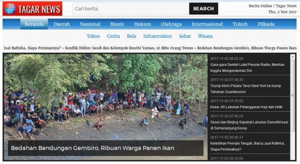 Situs Berita Online Nasional Jadi Pilihan Masyarakat Masa Kini