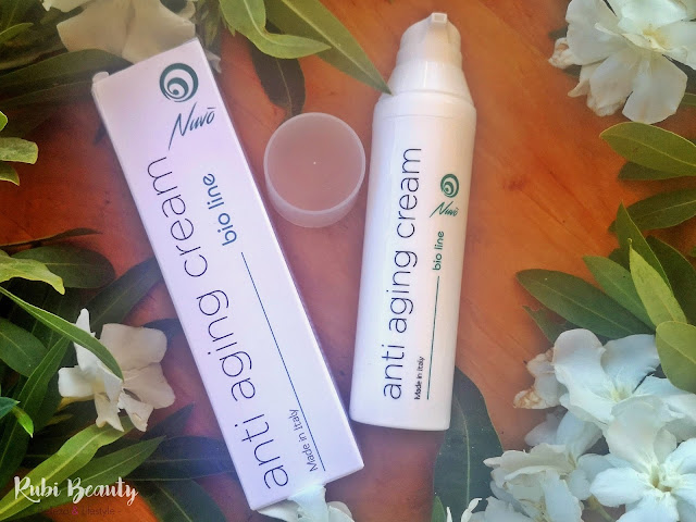 nuvo antiaging snail cream review organic