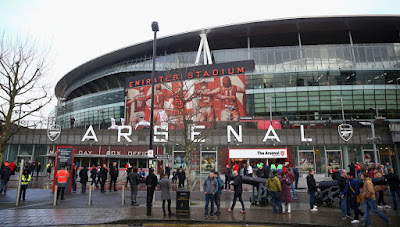 Arsenal Top Delloite List of World Richest Matchday Clubs