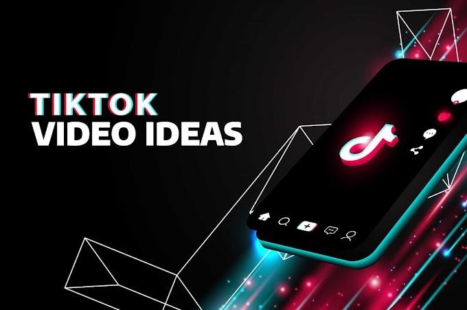 Engaging TikTok Video Ideas To Try