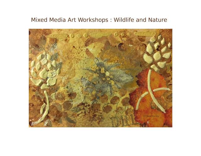 Mixed Media Art Workshops