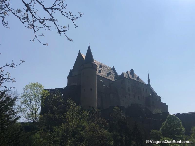 Castelos de Luxemburgo