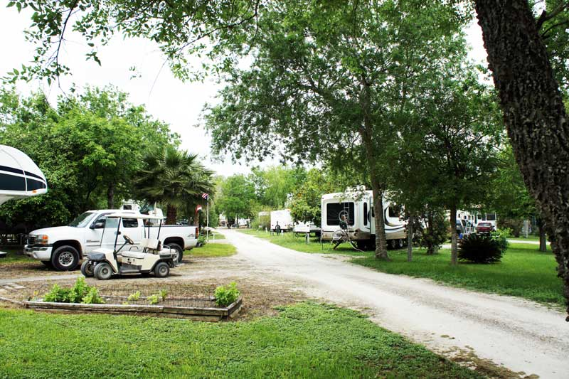 Passport America Site Seers: Wilderness Lakes RV Resort ...