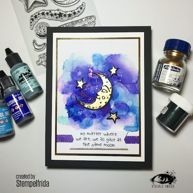 main in moon stamp | midnight sky stamp set | visible image