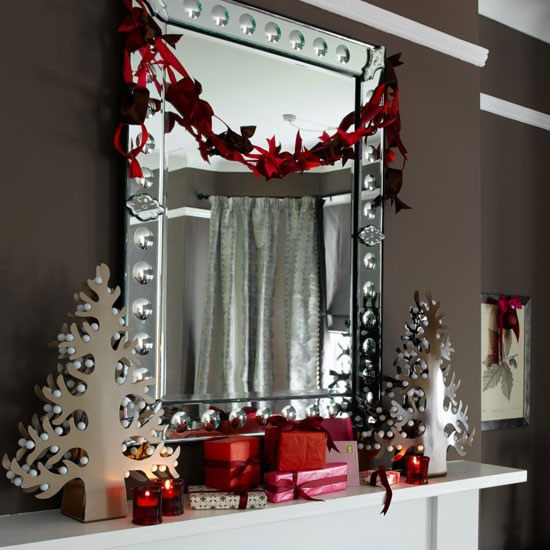 Home Design Ideas For Christmas: Amy's Daily Dose: Decorating For Christmas On A Budget