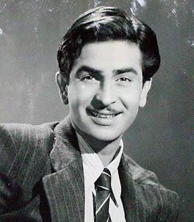 Raj Kapoor in Hindi