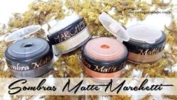 Sombras Matte Marchetti